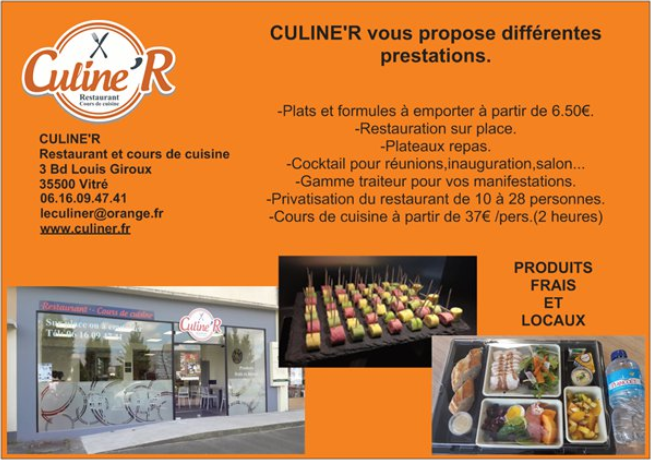 Capture flyer